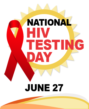 National HIV Testing Day - June 27 2020