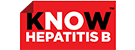 Know Hepatitis B logo