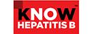 Know Hepatitis B logo